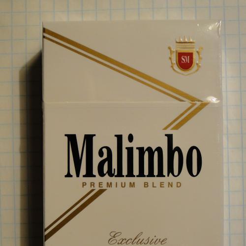 Сигареты Malimbo Exclusive