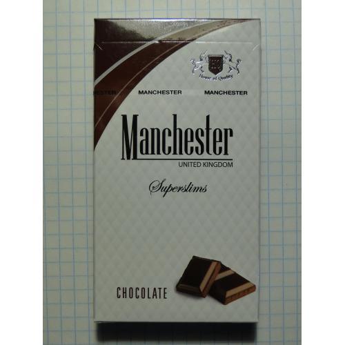 Сигареты Manchester CHOCOLATE