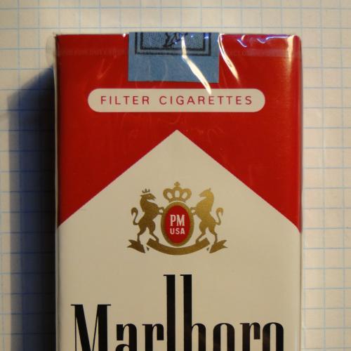Сигареты Marlboro USA мягкая пачка