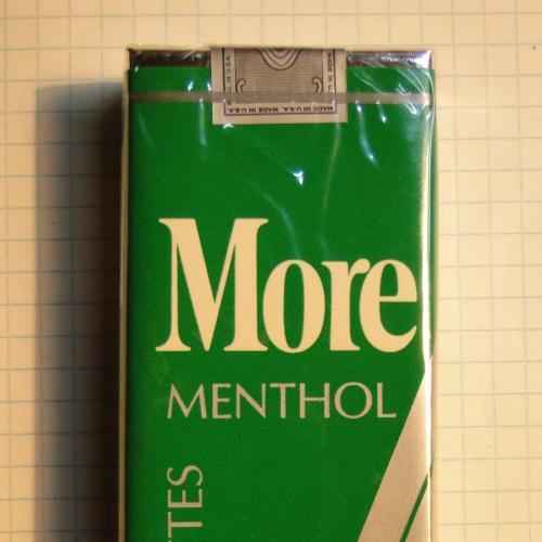 Сигареты MORE MENTHOL 120s