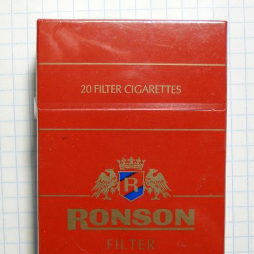сигареты ронсон купить