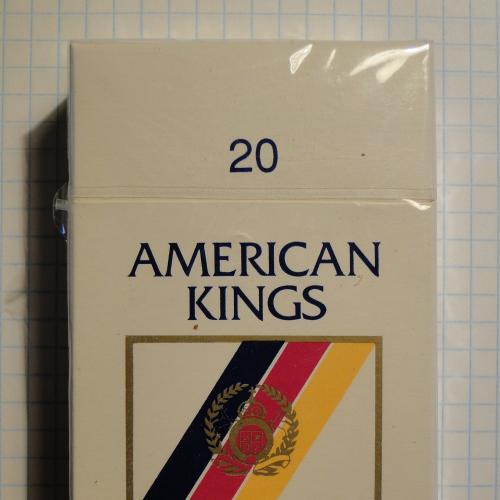 Сигареты AMERICAN KINGS