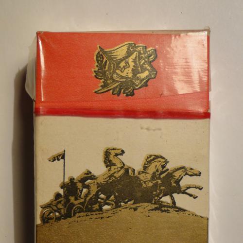 Сигареты Тачанка