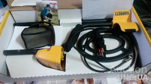 Металлоискатель  ACE 250 в комплекте с катушкой NEO TORNADO