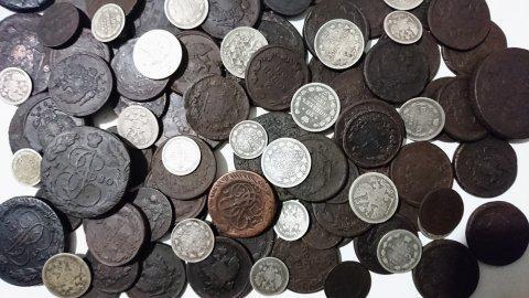 100 монет Російської Імперії