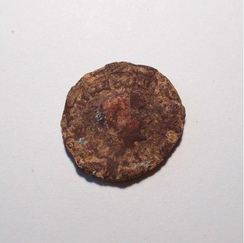 Рим  Сестерций Филипп I Араб  нечищенная