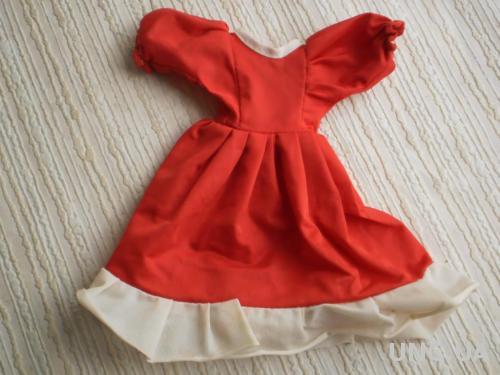 Платье для куклы.