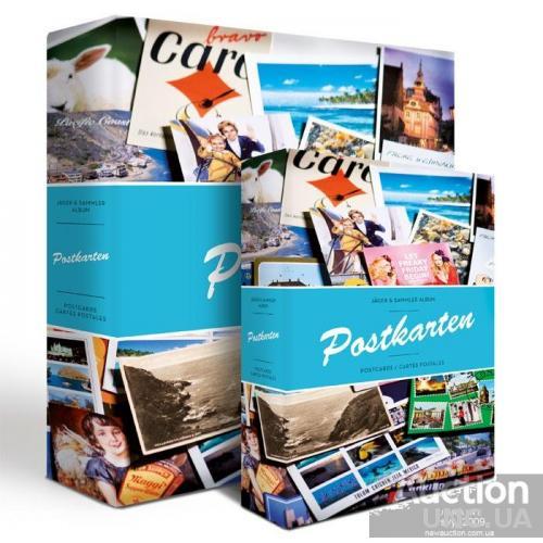 Альбом для 600 почтовых карточек, открыток