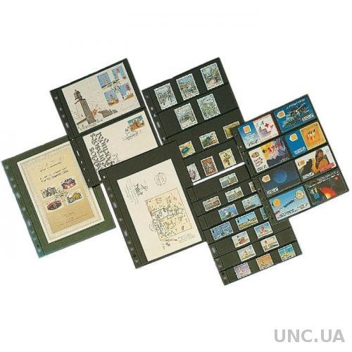 Лист OPTIMA для марок на 5 (*2) строк 180 x 42 mm