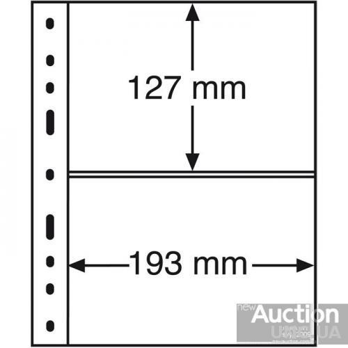 Лист OPTIMA XL 127 x 193 mm, черный