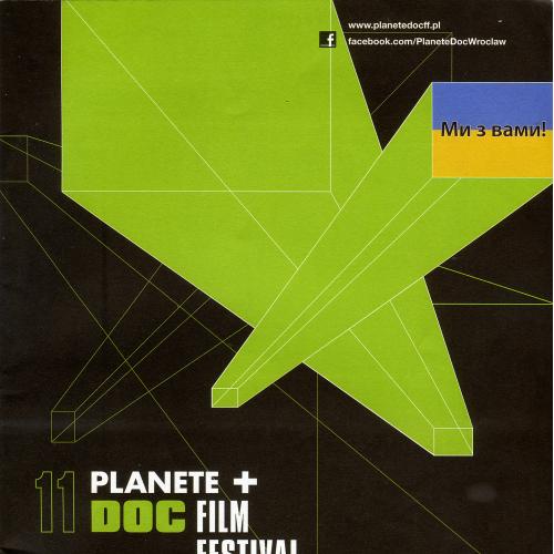 Программа 11 документального кинофестиваля 2014г. в Нижнесилезском кино центре объемом 46 стр.