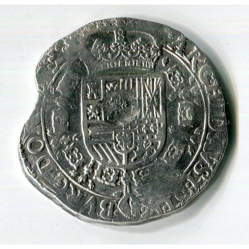 Альбертусталер, хрестовий талер, патаґонталер, крижак. 1652 рік