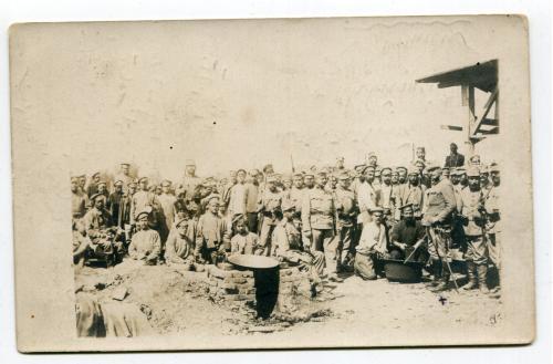 Фото Велика війна, Feldpost 1915 р.