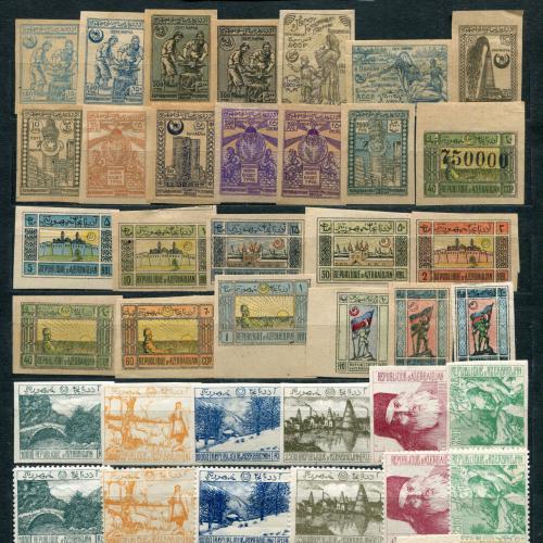 Ранній Азербайджан 1919-21 рр.