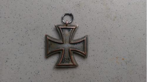 Пруссия Железный крест 1813 год