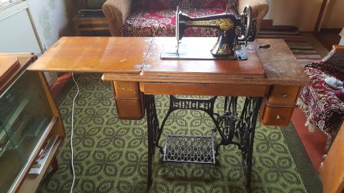 Швейная машинка Singer производство США