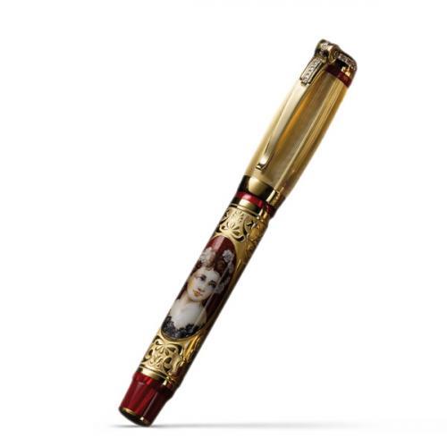 Перьевая ручка из коллекции Invito a la Traviata итальянской компании Montegrappa
