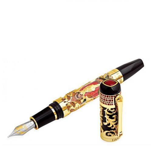 Перьевая ручка Tibaldi коллекция Sanctus Michael Archangel