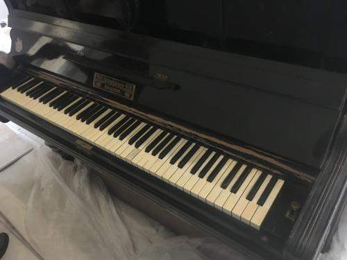 Фортепиано Offenbacher Hoflieferant (1900-1910 год)