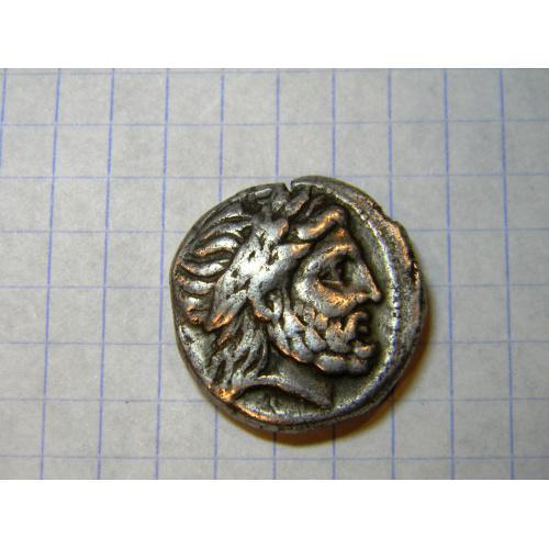 Тетрадрахма Филиппа 2-го