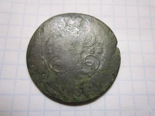 2 копейки 1758 год.№2
