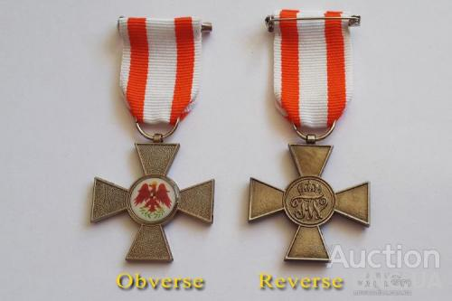 орден Красного Орла 4-й Класс