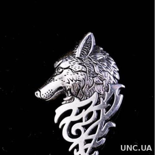 знак  Голова  волка
