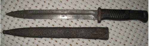 Штык-нож Mauser K-98.