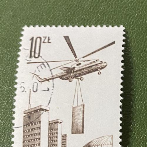 1976. Польша. Авиация