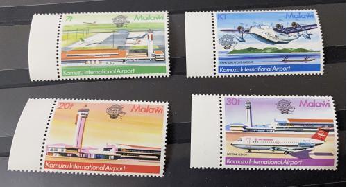 1983. Малави. Авиация. MNH