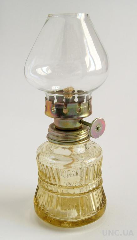 Антикварная декоративная масляная лампа №20 MARS