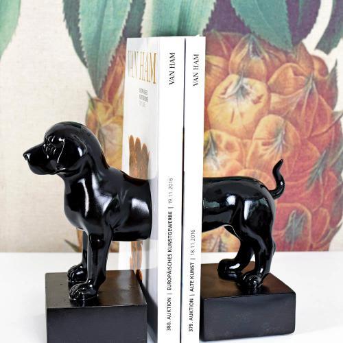Дизайнерская подставка под книги Собака, Germany