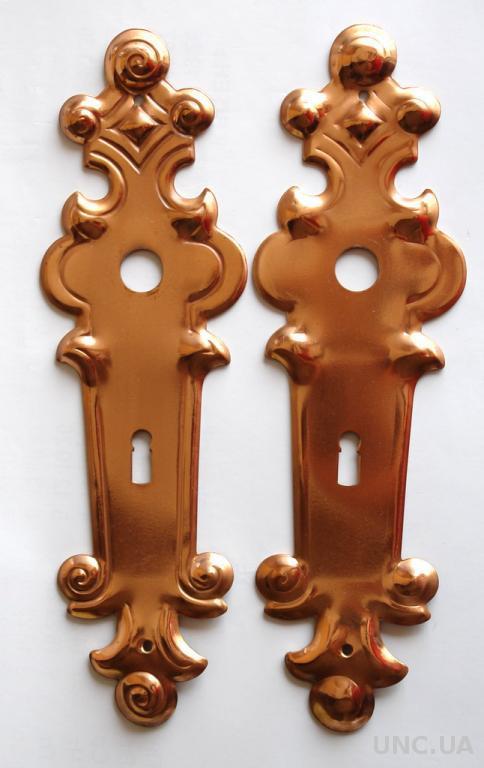 Накладки на дверной замок, 2 шт., Германия