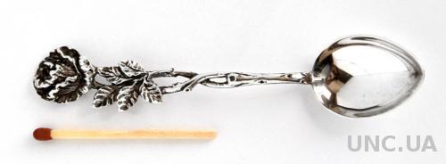 Серебряная ложечка Hildesheimer Rose №29 835 проба