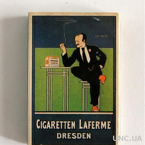 Спички Cigaretten Laferme Atika Германия