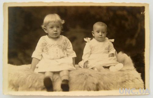 Старое фото Сестрички нач. ХХ в. Бремен Germany
