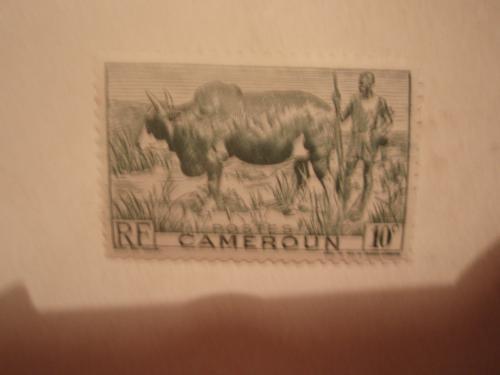 Французский Камерун