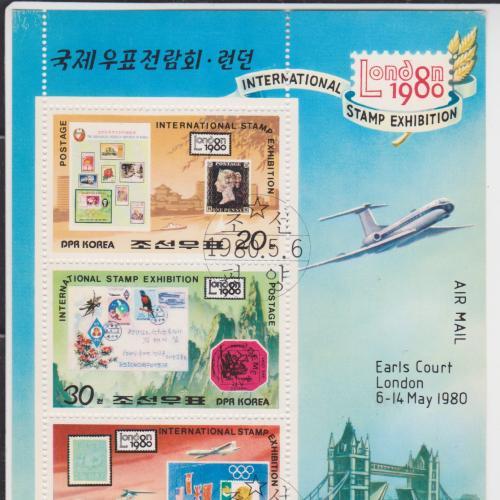 Блок КНДР 1980