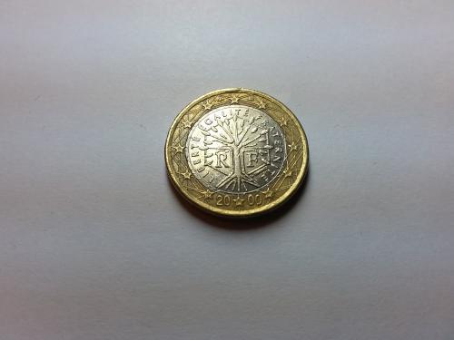 1 Евро.
