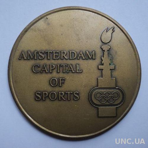 Медаль Молодежный Чемпионат Европы 2001