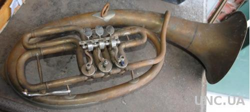 Альт, недавня заміна машинки. Труба музична в гарному стані (або з мундштуком +100грн)