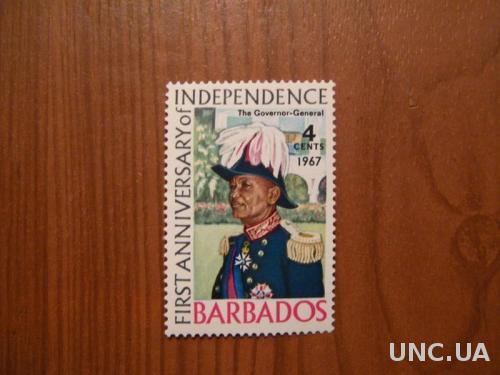 Барбадос.1967