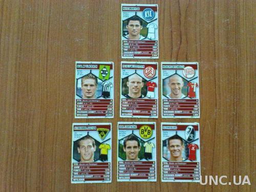 Карточки з футболістами1