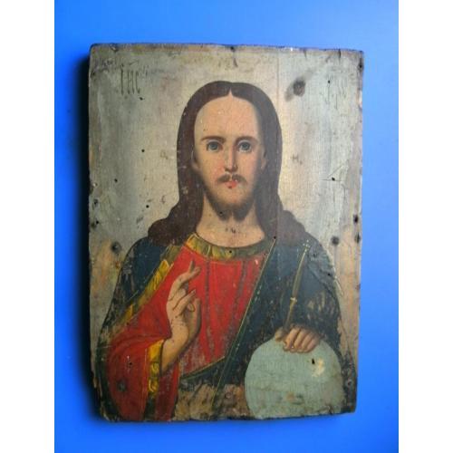 Икона Иисус Христос  19 х14 см
