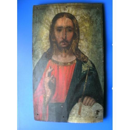 Икона Иисус Христос  23,5 х14 см