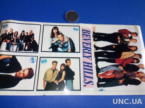 BEVERLY HILLS 90210 (наклейки)