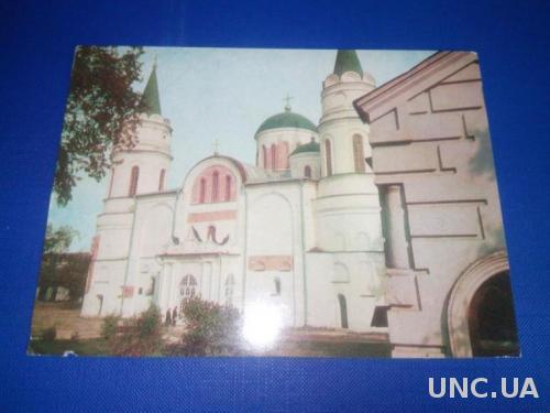 ЧЕРНИГОВ. Спасский собор