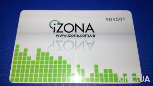 iZONA (карточка)