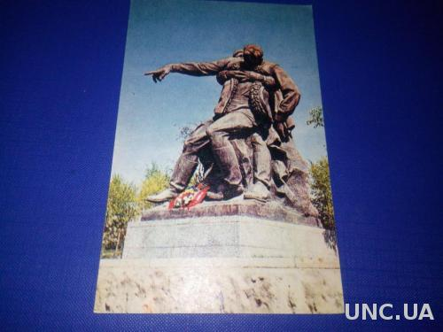 Памятник ГЕРОЯМ СТАЛИНГРАДСКОЙ БИТВЫ №10