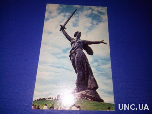 Памятник ГЕРОЯМ СТАЛИНГРАДСКОЙ БИТВЫ №12